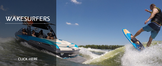 Wake Surfers and Deals on Wakesurfers and Wakesurfing Equipment